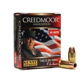 45 Auto 230 Gr HAP Creedmoor Pistol Ammo