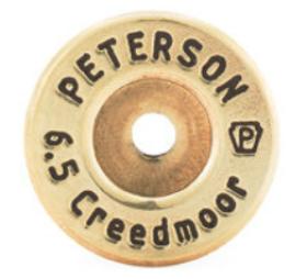 Peterson Brass 6.5 Creedmoor