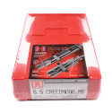 HORNADY MATCH GRADE DIE SET 6.5 CREEDMOOR