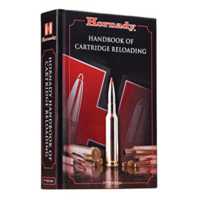 HORNADY RELOADING HANDBOOK: 9TH EDITION