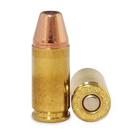 240 Ct 9mm Luger 115 Gr HAP Creedmoor Pistol Ammo