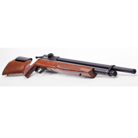 BENJAMIN .177 MARAUDER W/WOOD STOCK