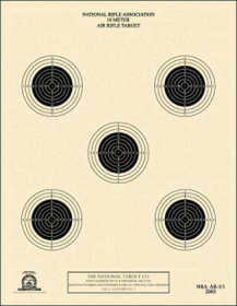 10 METER AIR RIFLE