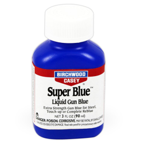 Super Blue Liquid Gun Blue - 3 Oz