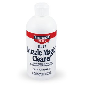MUZZLE MAGIC NO. 77 BLACK POWDER SOLVENT