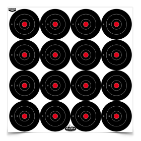"B/C DIRTY BIRD 3"" BULLS-EYE (192 TGTS)"