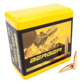 Berger 6.5 Creedmoor 109 Gr LR Hybrid Target Ammunition