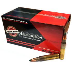 Black Hills Ammo TMK 5.56 69 Gr Sierra
