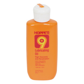 Hoppe's #9 Lube Oil, 2.5 Oz.