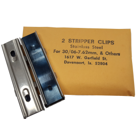 Match Rifle Stripper Clips (.308)
