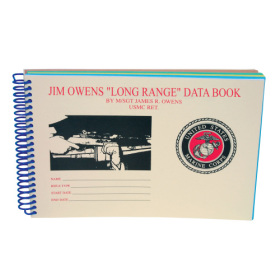 JIM OWENS LONG RANGE DATA BOOK
