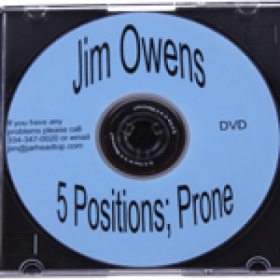 5 Positions; Prone w/ Jim Owens