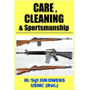 JIM OWENS CARE, CLEANING AND SPORTSMANSHIP
