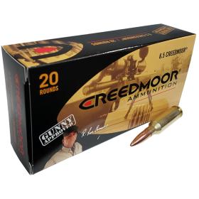 CREEDMOOR 6.5 CREEDMOOR 140 GR HPBT (HORNADY) AMMUNITION