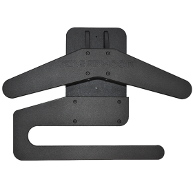 Creedmoor Wall Coat Hanger With Trouser Hook