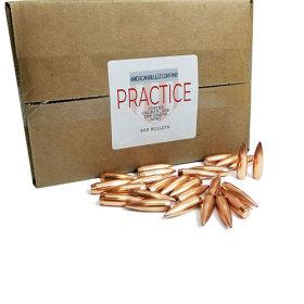 American Practice 30 Cal 168 Gr HPBT Bullets