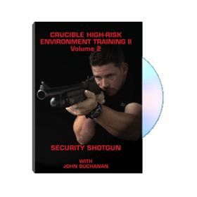DVD: CRUCIBLE HIGH RISK ENVIRONMENT TRAINING II VOL 2