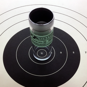 .22/ .308 EAGLE EYE PRECISION TARGET SCORING GAUGE