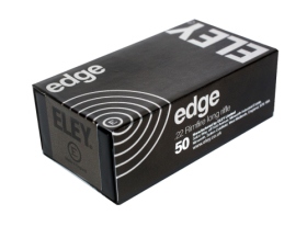 22 LR ELEY EDGE AMMUNITION