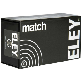 22 LR ELEY MATCH EPS AMMUNITION