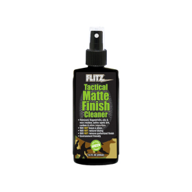 FLITZ TACTICAL MATTE CLEANER 7.6 OZ