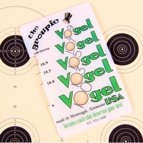 VOGEL GROUP SIZING CHART CARD