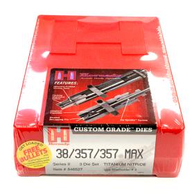 DIE SET 3 38-357-357 MAX (.357)