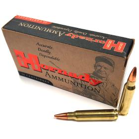 Hornady 223 Rem 75gr Bthp Match Ammo