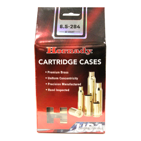 HORNADY 6.5-284 UNPRIMED BRASS