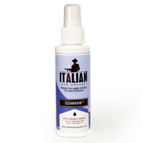 2 OZ  CLEARVIEW LENS CLEANER ITALIAN GUN GREASE