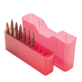 MTM 20 Rd Slip-Top Case (300 Win Mag, 7mm Rem Mag, 8x57JS