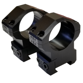 Kelbly's 30mm Picatinny Tall Anodized Finish Scope Rings
