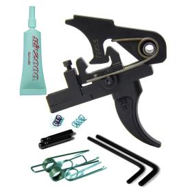 Milazzo-krieger M-k Iia1 Trigger Small Pin
