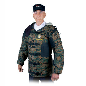 Lite Cordura Shooting Coat