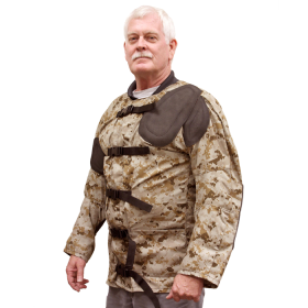 Camo Deluxe Cotton/Poly Shooting Coat