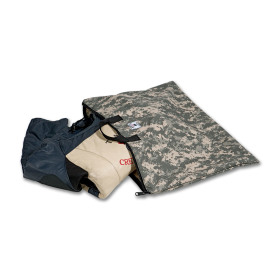 CREEDMOOR CAMO HEAVY COAT BAG