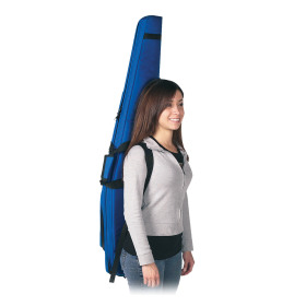 52 INCH ROYAL BLUE STANDARD RIFLE CASE