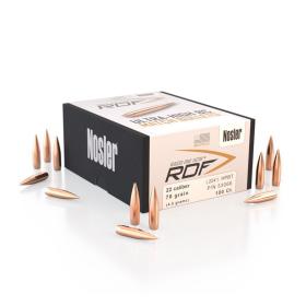 Nosler RDF 22 70 HPBT Bullets (100 Ct)