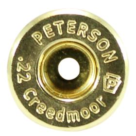 Peterson Brass 22 Creedmoor