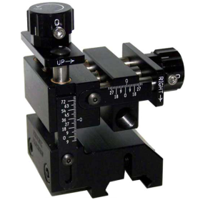 PHOENIX REAR SIGHT, TOP MOUNT, LH, NRA CLICKS