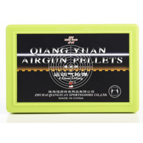 Qiang Yuan Match Pellets 53 Gr 4.50mm .177