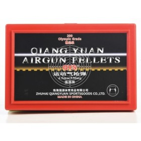 Qiang Yuan Olympic Pellets 53 Gr 4.50mm .177