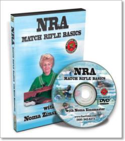 NRA MATCH RIFLE BASICS W/ NOMA ZINSMASTER