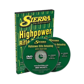 SIERRA HIGHPOWER RIFLE RELOADING