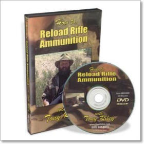 HOW TO RELOAD RIFLE AMMUNITION