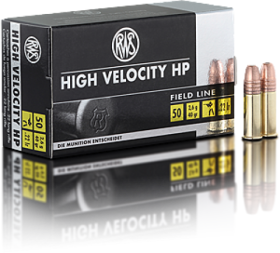 RWS .22 LR Hollow Point Ammunition