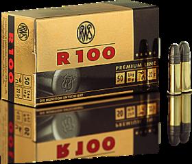 RWS .22 LR R100 Ammunition