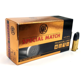 RWS .22 LR Special Match Ammunition