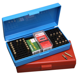 Ammo Box 100 Round 22 Long Rifle Rimfire Competition