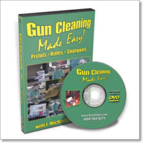 GUN CLEANING MADE EASY
